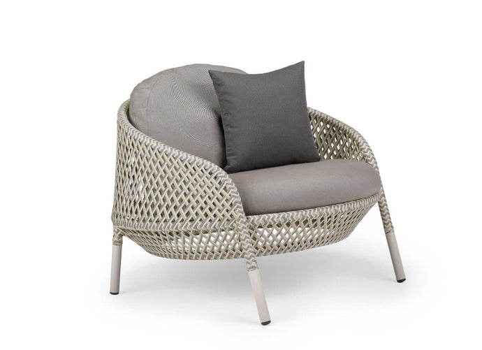 AHNDA Lounge Chair Outdoor Furniture DEDON