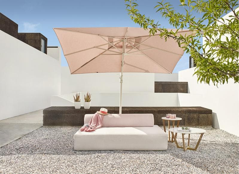 Antego Side Pole Umbrellas Outdoor Furniture Jardinico