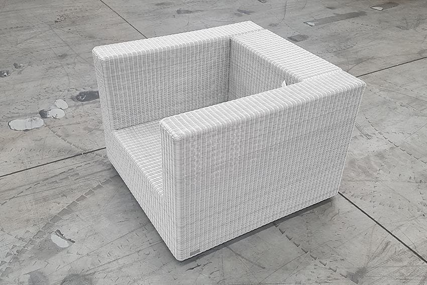 Aspen Lounge Chairs White 50% Off Outdoor Furniture Manutti