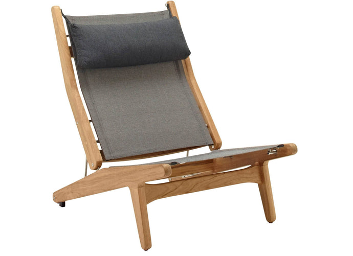 Bay Reclining Chair Outdoor Furniture Gloster