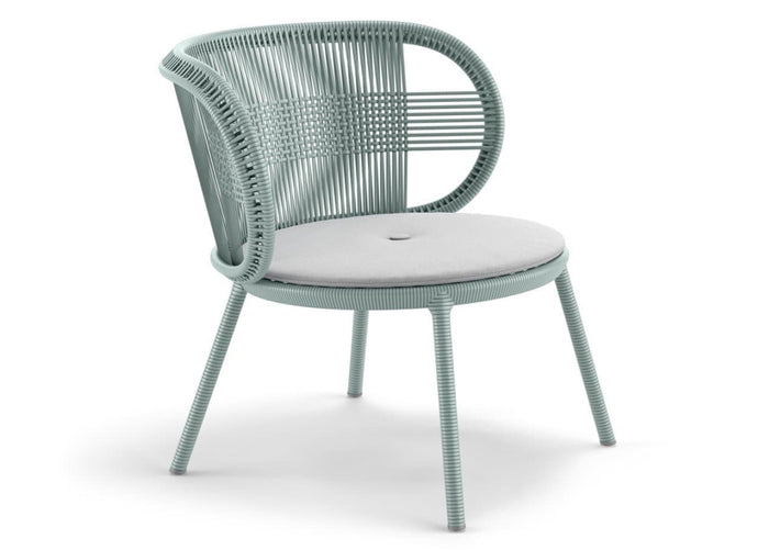 CIRQL Lounge Chair Outdoor Furniture DEDON