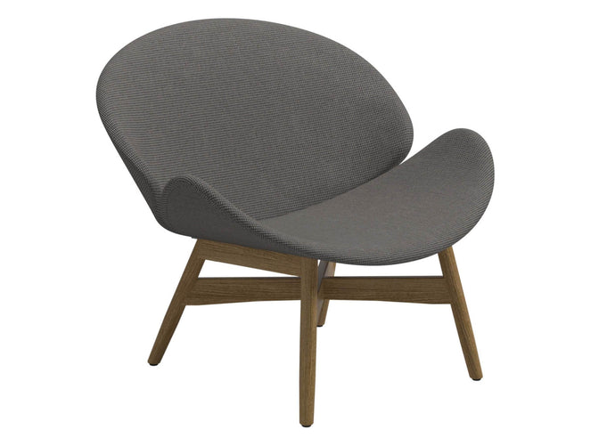 Dansk Lounge Chair Outdoor Furniture Gloster