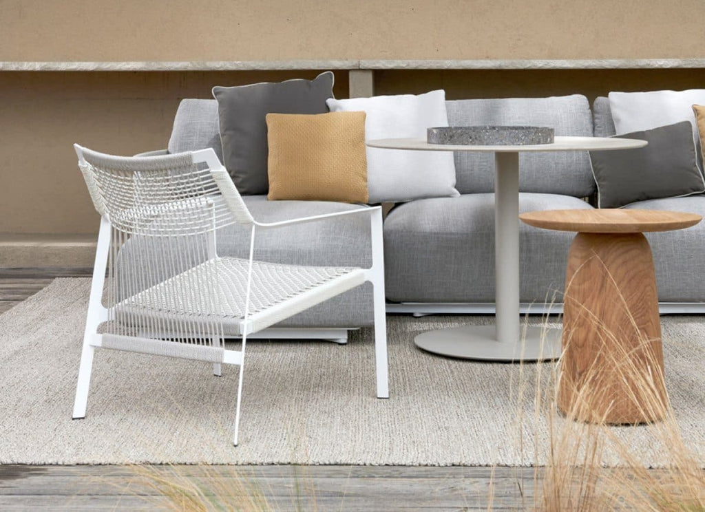 Dunes Side Table Outdoor Furniture Tribu