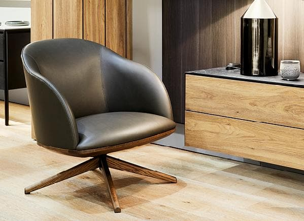 Glenaire Swivel Chair Indoor Furniture Kett