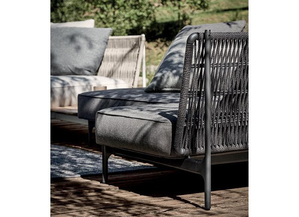 Grand Weave Sofa Outdoor Furniture Gloster