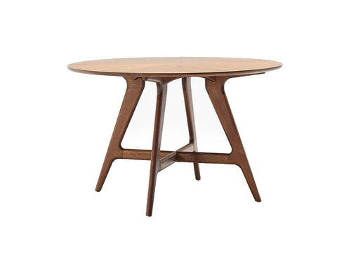 Johanna Round Timber Tables Indoor Furniture Kett