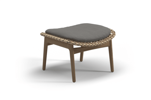 Kay Ottoman Outdoor Furniture Gloster