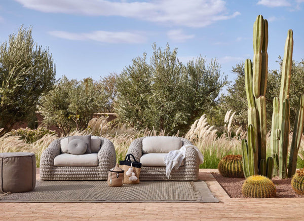 Kobo Sofa Outdoor Furniture Manutti