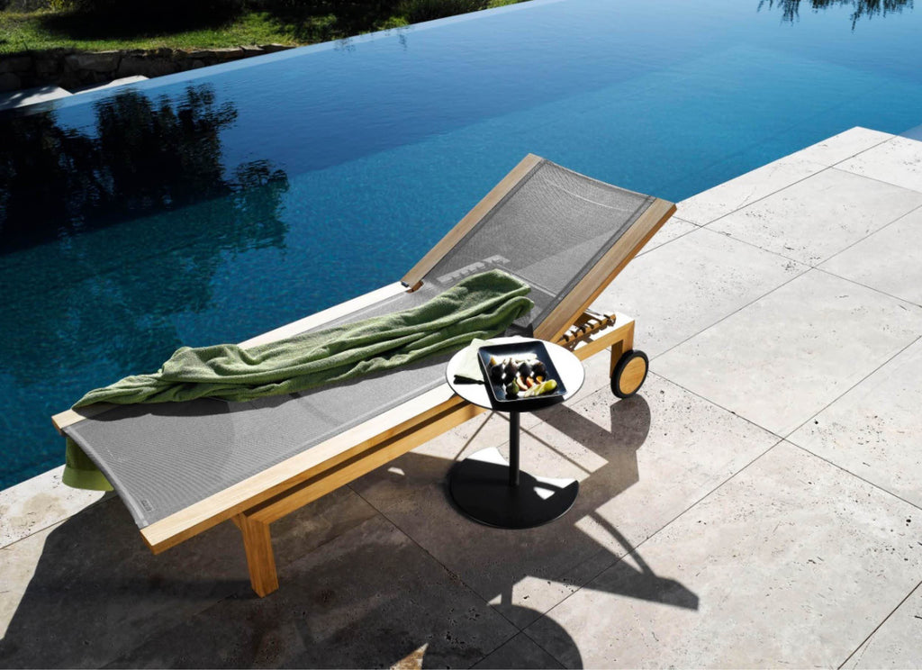 Kos Lounger Batyline 25% Off Outdoor Furniture Tribu