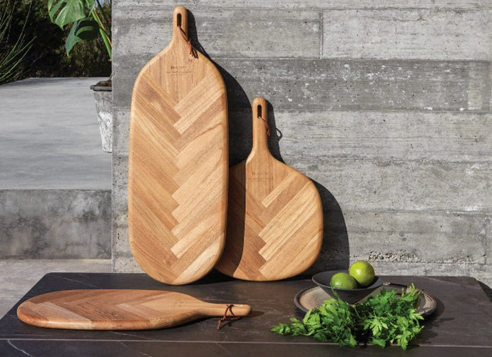 Leaf Cutting Boards Outdoor Furniture Gloster