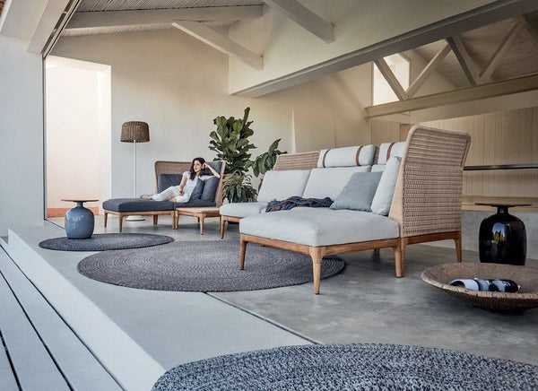 Lima Sofa Outdoor Furniture Gloster