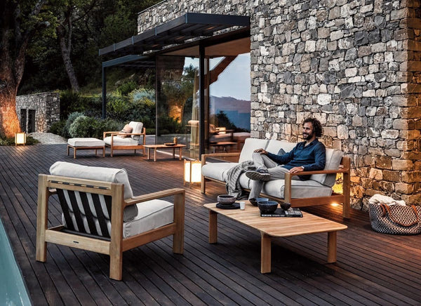 Loop Coffee Tables Outdoor Furniture Gloster
