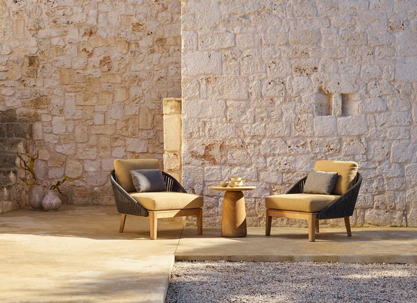 Mood Club Chair No Arms Outdoor Furniture Tribu