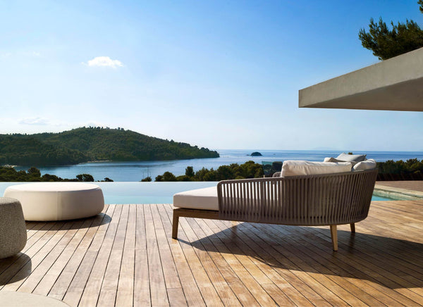 Mood Daybed Outdoor Furniture Tribu