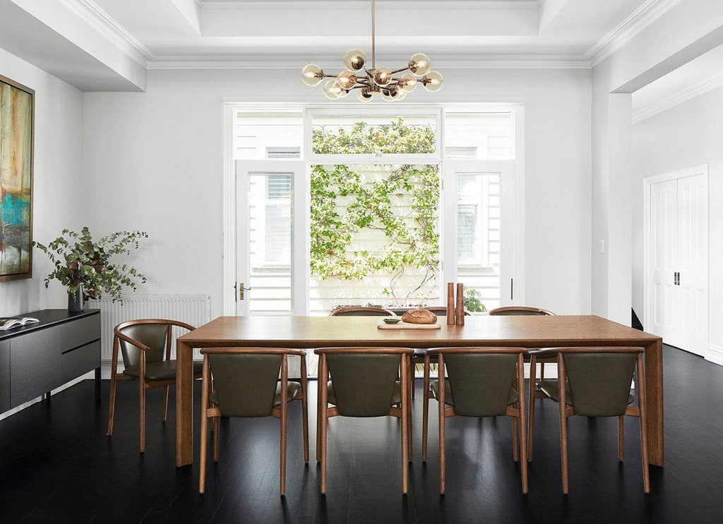 Otway Timber Dining Tables Indoor Furniture Kett