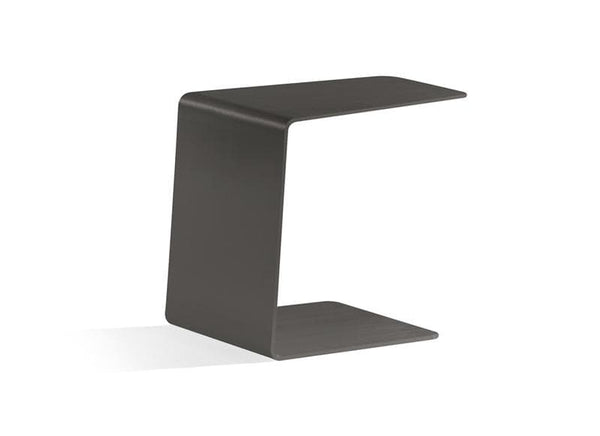 Outside Closed Side Table Outdoor Furniture Manutti