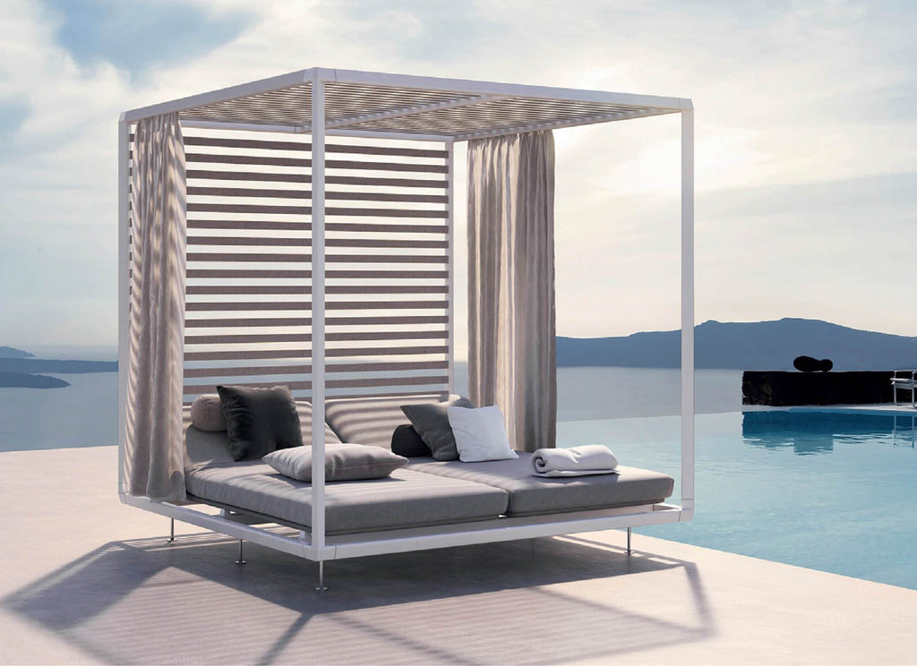 Pavilion Daybed Luxury Outdoor Furniture Cosh Living