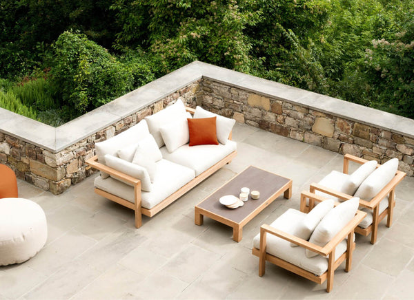 Pure Sofa Outdoor Furniture Tribu