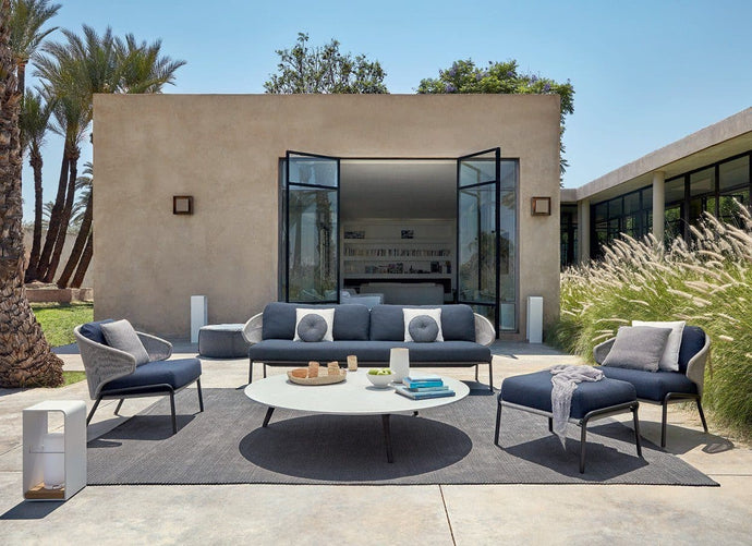 Radius Sofa Outdoor Furniture Manutti