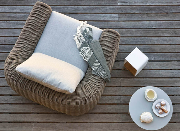 River Sofa Outdoor Furniture Manutti