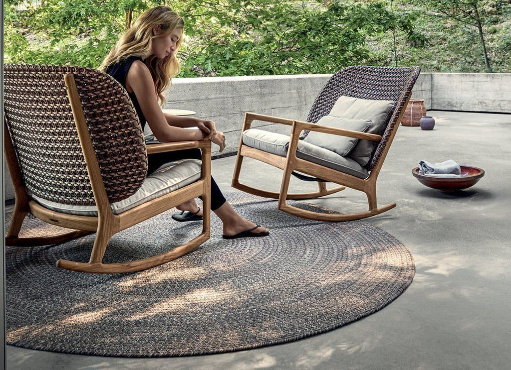 Round Deco Rugs 40% Off Outdoor Furniture Gloster