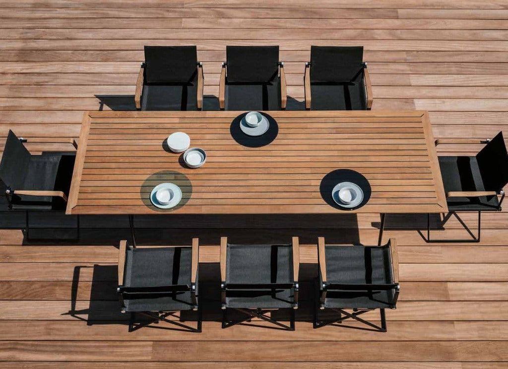 SEAX Dining Tables Outdoor Furniture DEDON