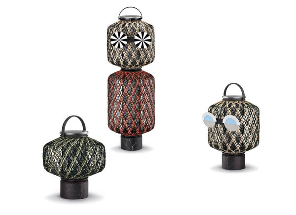 THE OTHERS Lanterns Outdoor Furniture DEDON