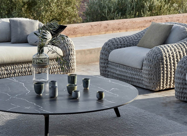 Torsa Coffee Tables Outdoor Furniture Manutti