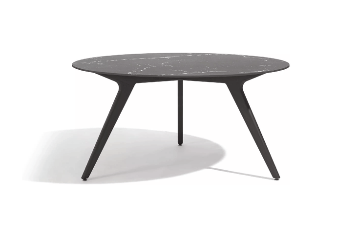 Torsa Table 148cm Round 40% Off Outdoor Furniture Manutti