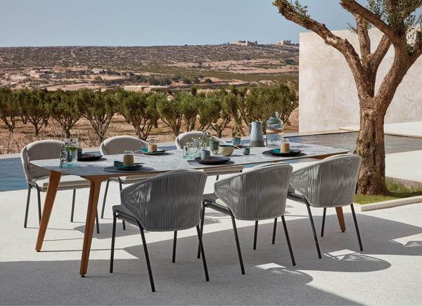 Torsa Tables Outdoor Furniture Manutti