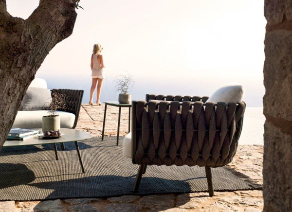 Tosca Club Chair Outdoor Furniture Tribu