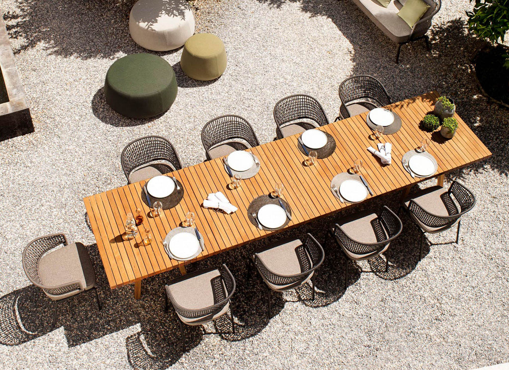 Vis a Vis Tables Outdoor Furniture Tribu
