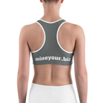 MineYourBiz - Sports bra