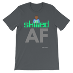 """Skilled AF (At Forking)"" Short-Sleeve Unisex T-Shirt"