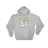 """Hungry AF (for Crypto)"" Hoodie"