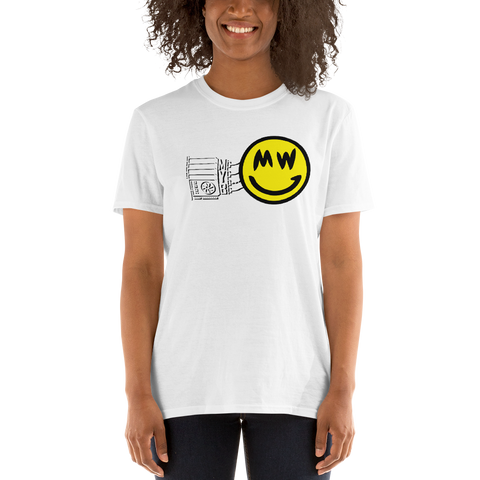 GRIN - Short-Sleeve Unisex T-Shirt