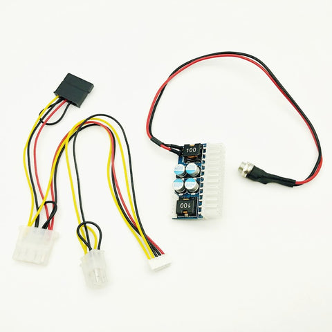 "ASIC to PC ""Pico PSU"" converter"