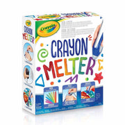 crayola crayon melter box packaging