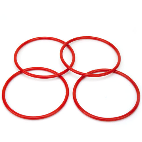 "Large Ring Toss Rings 5"" -  4 Pack"