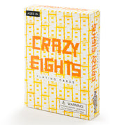 Crazy Eights Illustrated Card Game - Stem Toys