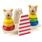 Balancing Bears Stacking See-Saw - Stem Toys