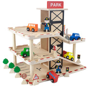 Downtown Deluxe Parking Garage - Stem Toys