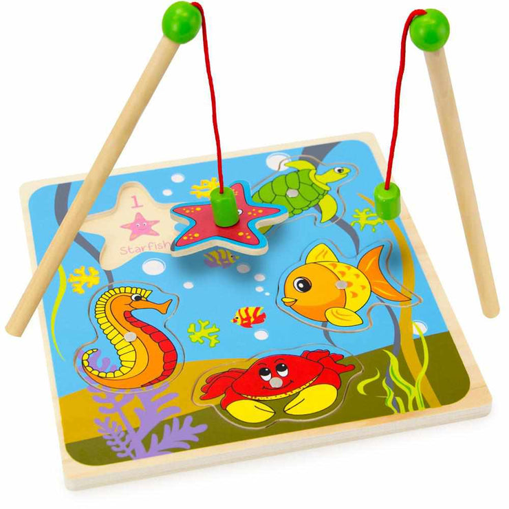 Lift & Look Magnetic Fishing game - Stem Toys
