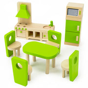 Eat-In Kitchen Set - Social Toys