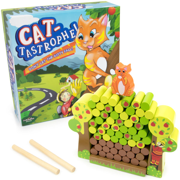 Cat-tastrophe STEM Game