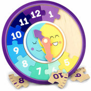 Day and Night Teaching Clock - Stem Toys
