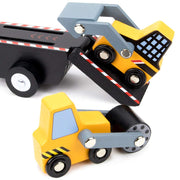 close up of Tough Trucks Construction Vehicles