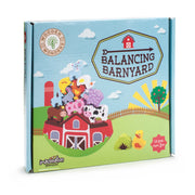box packaging for balancing barnyard - stem