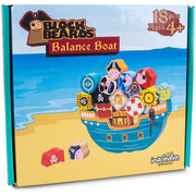 Blockbeard's Balance Boat Playset Box Packaging