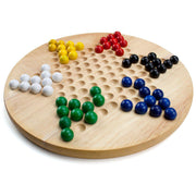 second image of the stem toys chinese checkers board